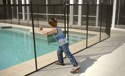 Why Choose Our Mesh Pool Fences Protect A Child