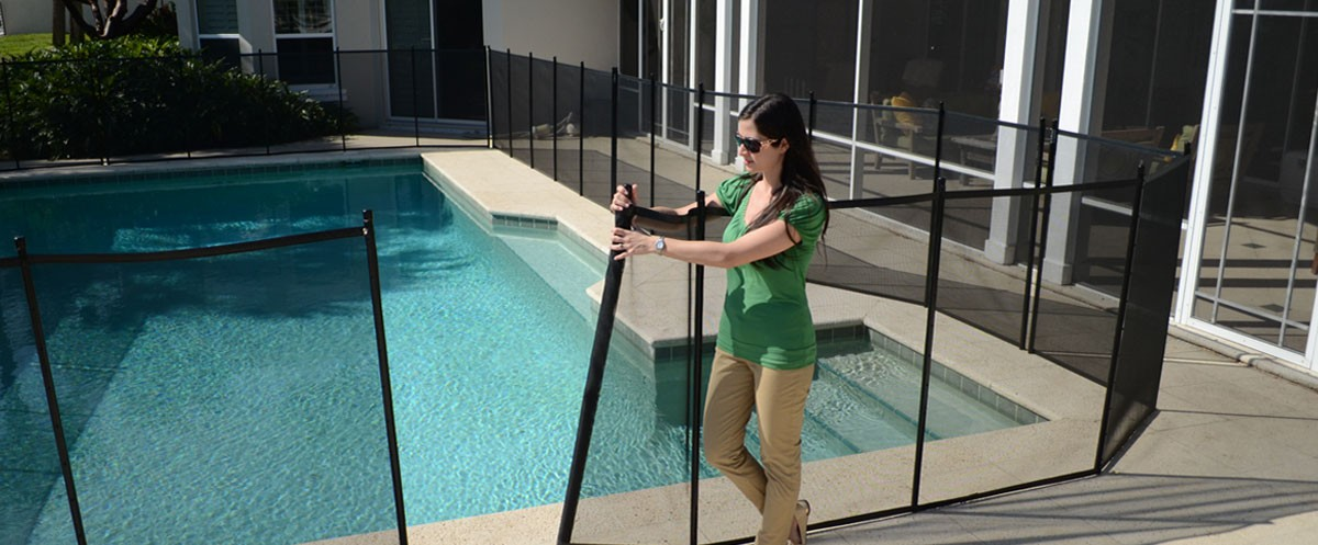 Remove your pool fence in easy steps protect a child