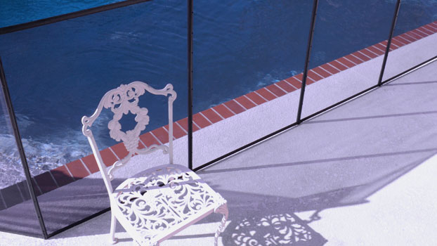 Prevent Pool Fence Climbing