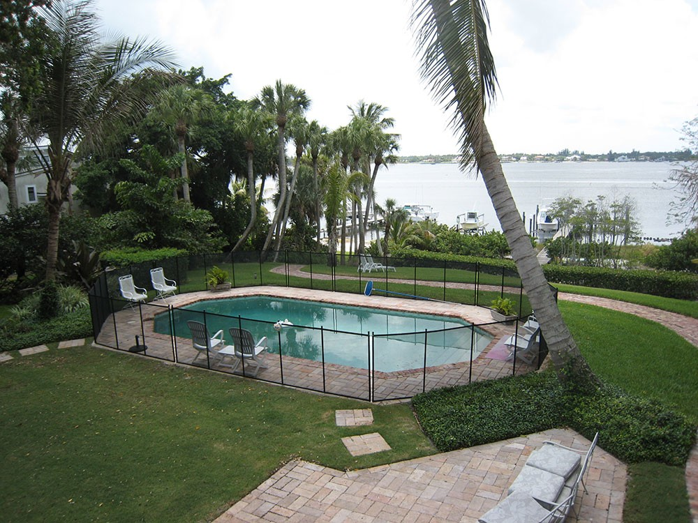 Miami Pool Fence Dealer Installer Protect A Child