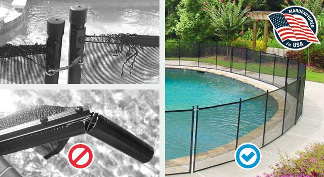 Pool Fence Comparison
