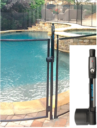 Protect-A-Child Pool Safeguards and Locking Gate