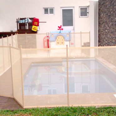 Removable Pet Fence For The Pool More Protect A Child