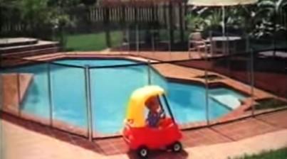 Pool Fence 1984