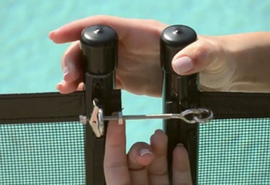 Pool Fence Suresafe System Protect A Child
