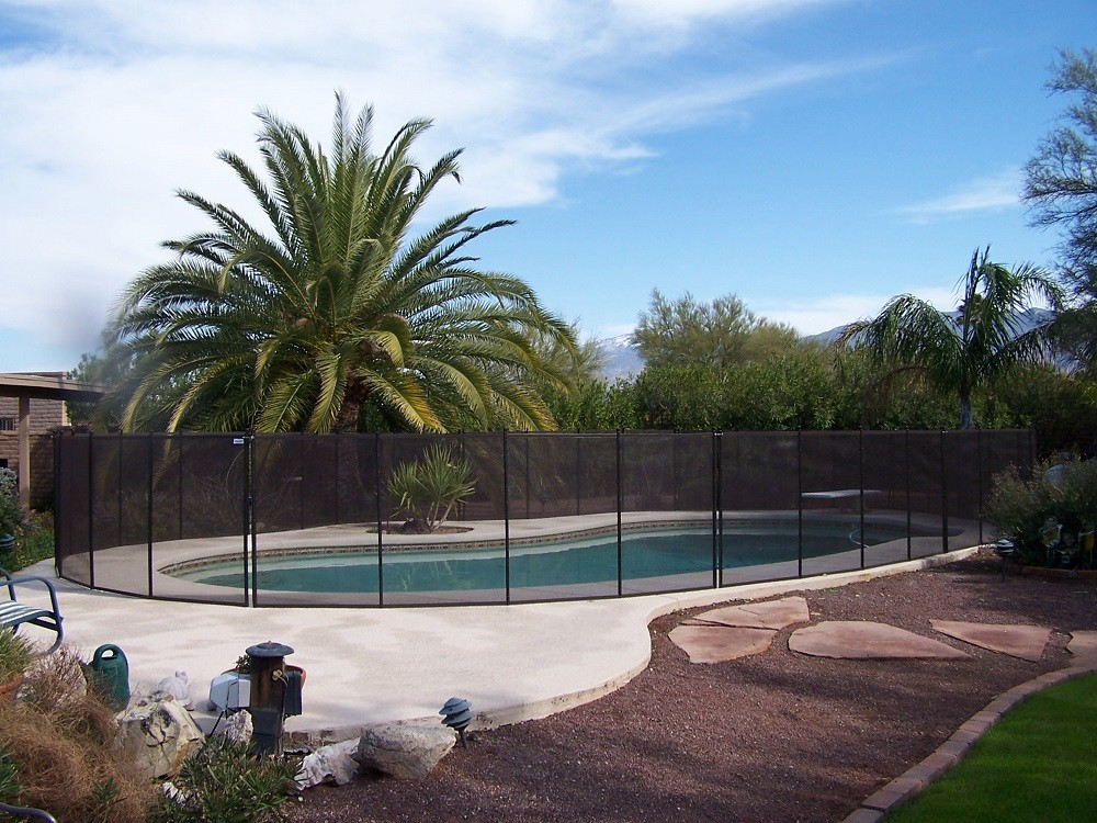 Tucson Arizona Pool Fence Installer Protect A Child