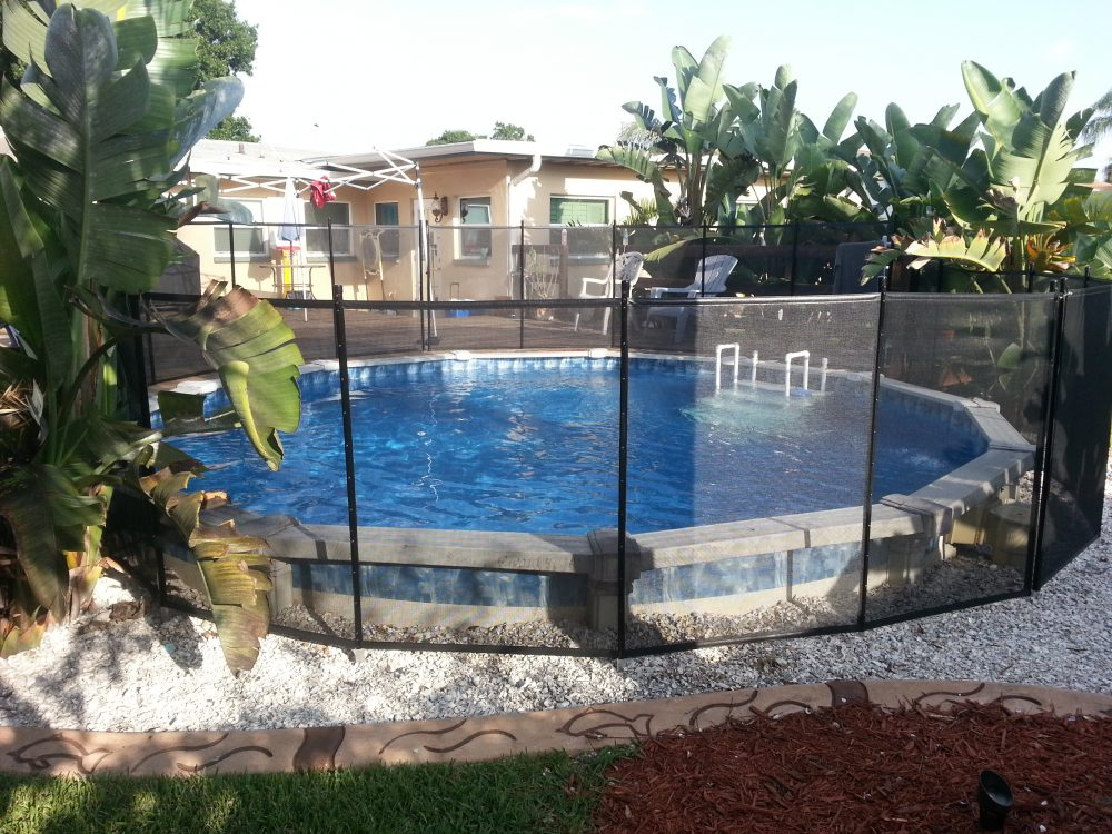 Tampa Pool Fence Installer Protect A Child