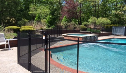 Child Safety Fence Swimming Pool