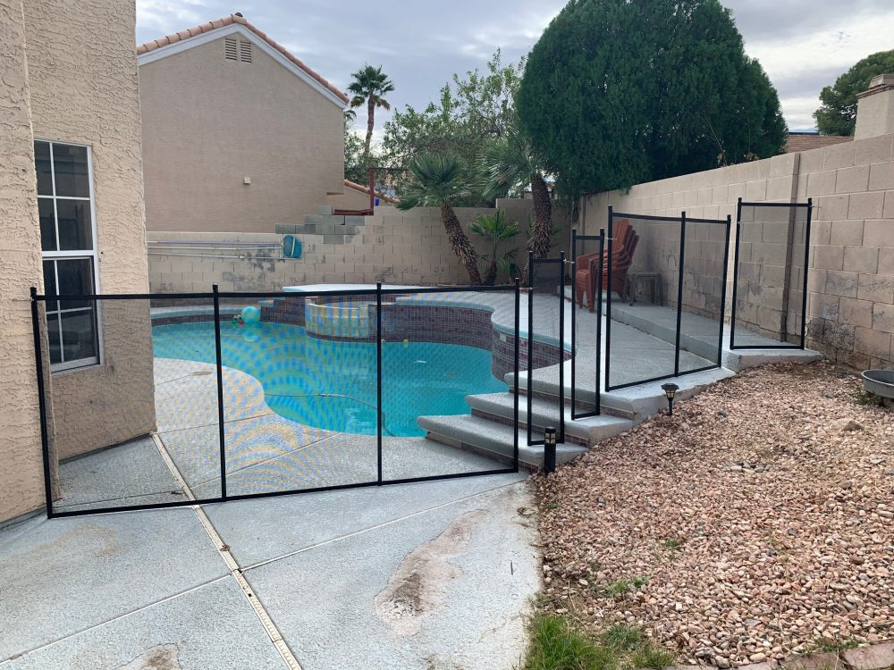 Las Vegas Pool Fence Installer Protect A Child