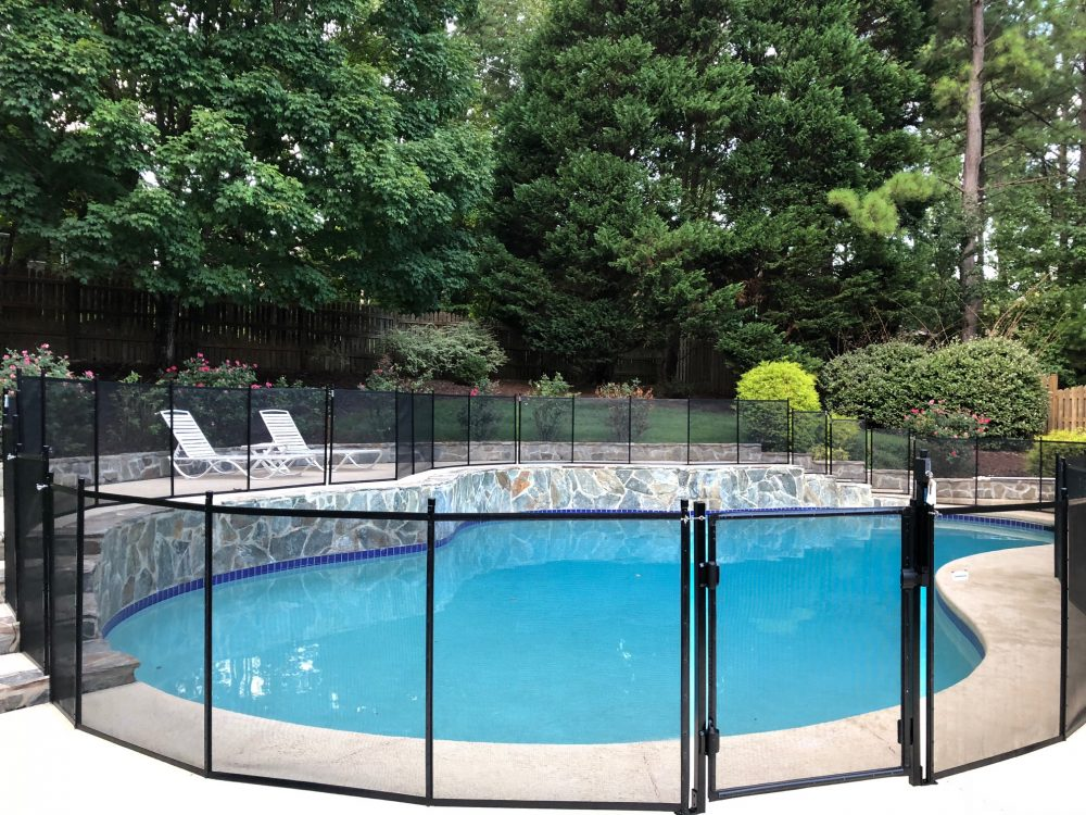 Atlanta Pool Fence Installer Protect A Child