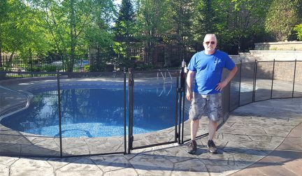 Chicago Pool Fence Dealer