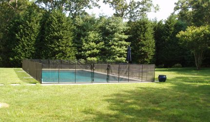 removable_pool_fence