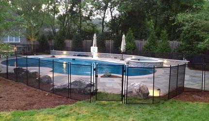 Pool Fence Nashville