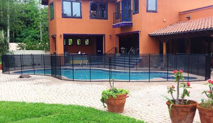 Pool Fence Browsville