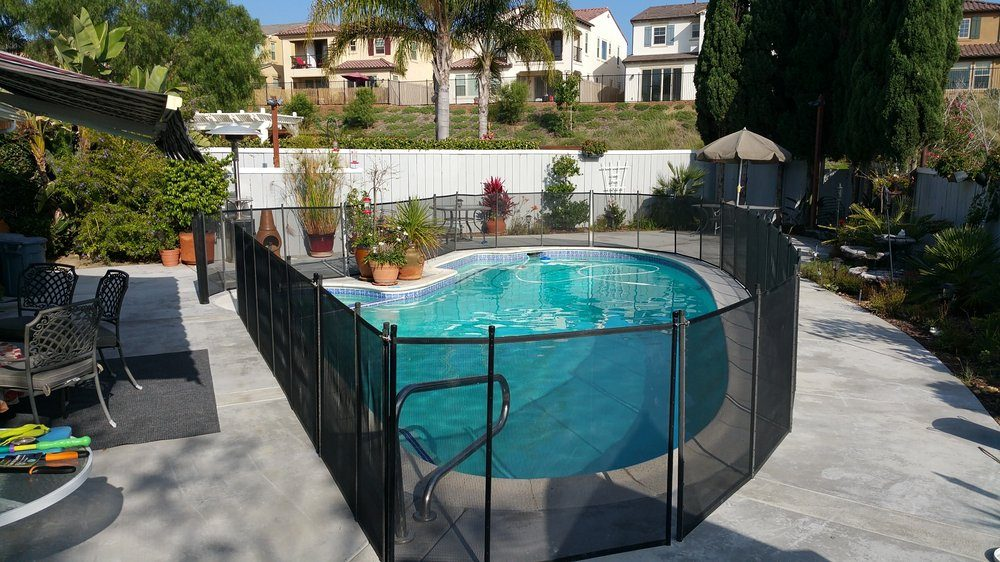 San Diego Pool Fence Installer Protect A Child