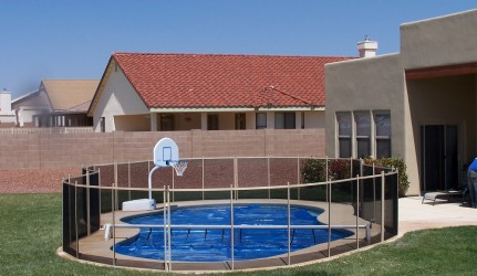 Swimming Pool Basketball area Arizona