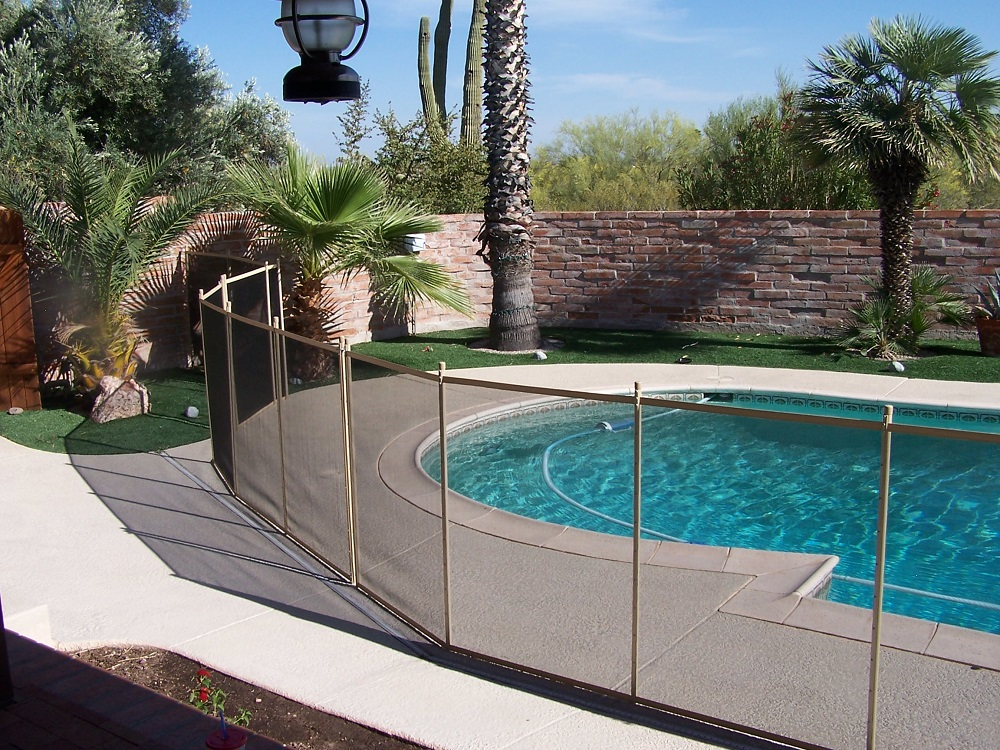 How To Pick A Pool Fence Color Protect A Child