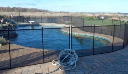 Long Island Pool Fence