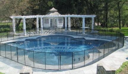 Beautiful Pool w/ Fence