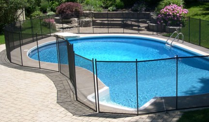 Protect-A-Child Pool Fence