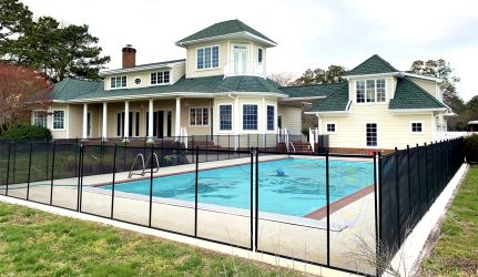 Virginia Beach Pool Fence Installer Protect A Child