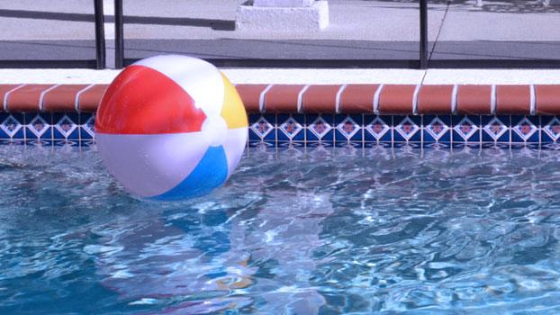 Remove Pool Toys