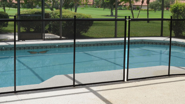 Protected Swimming Pool