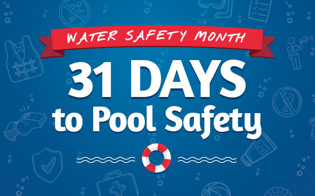 31 Pool Safety Tips For Water Safety Month Infographic