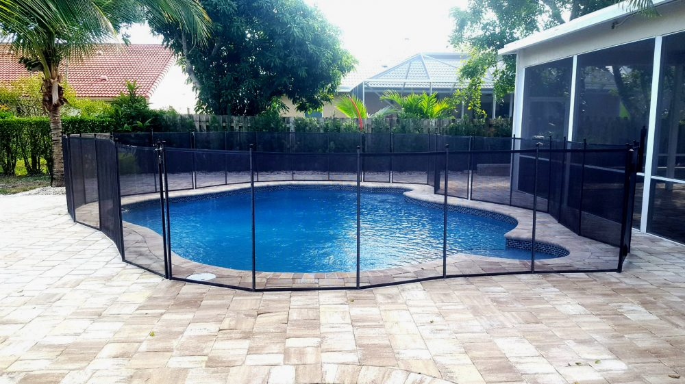 Palm Beach Pool Fence Installer Protect A Child