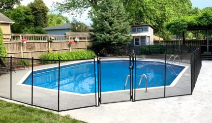 Pool Fence Opening