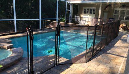 Hudson Pool Fence