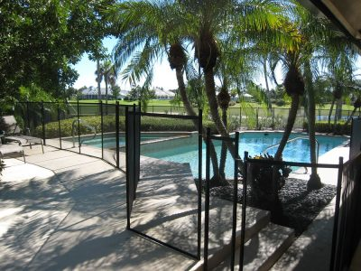 Port St Lucie Pool Fence Installer Protect A Child