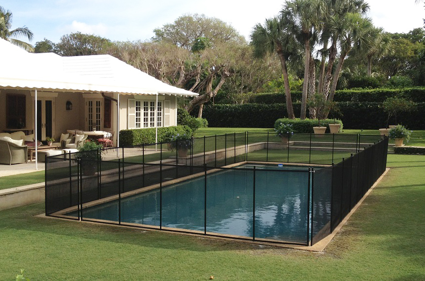 Port st lucie pool fence installer protect a child for Pool dealers
