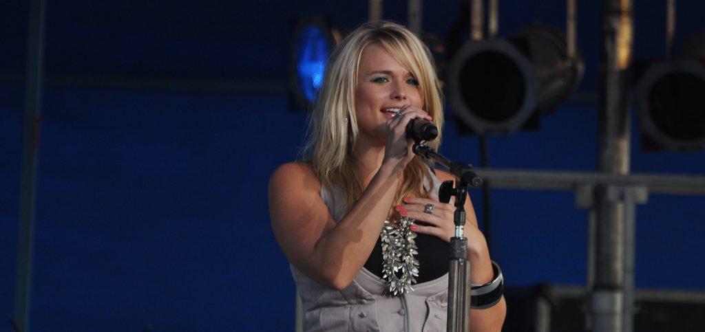 Celebrities Miranda Lambert