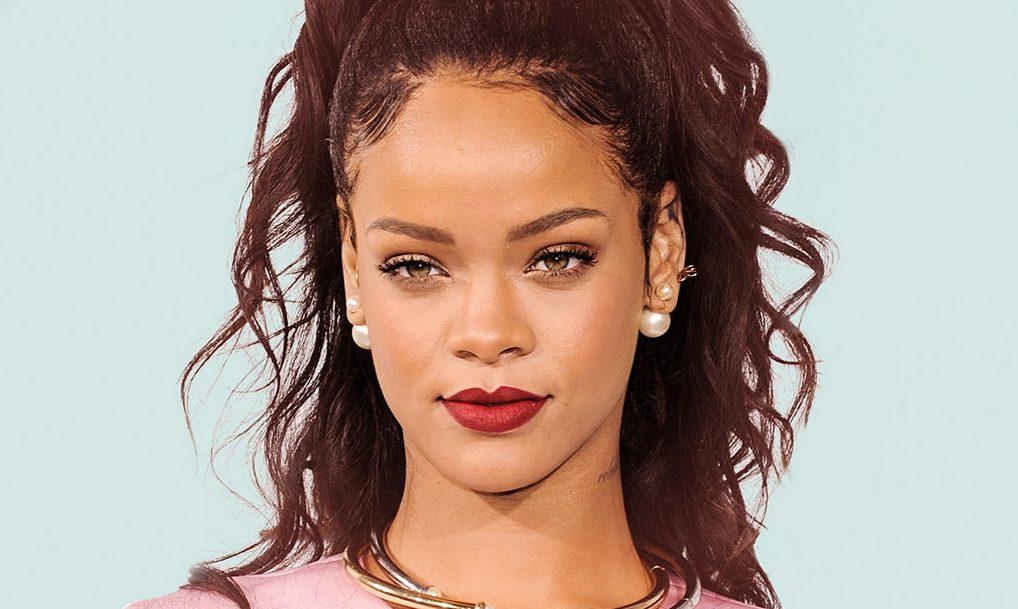 Celebrities_Rihanna