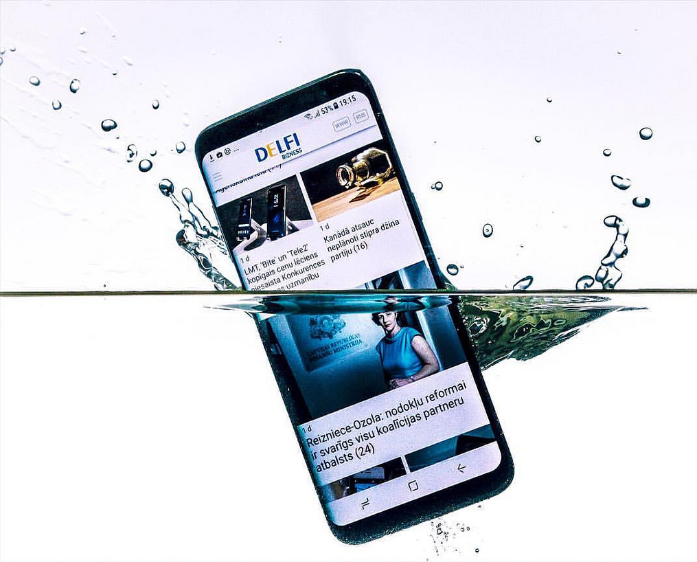 Water Safety Smartphone