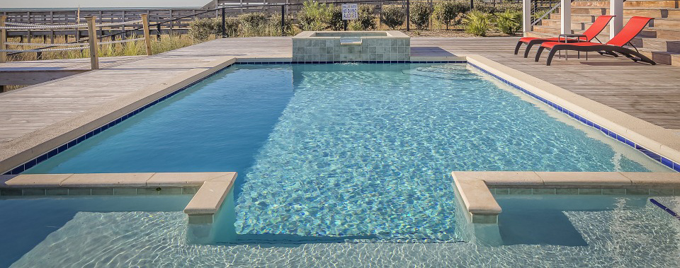 Latest 2018 pool design trends protect a child for Pool design education